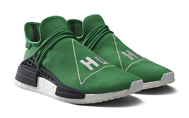 Pharrell adidas NMD Hu Collection