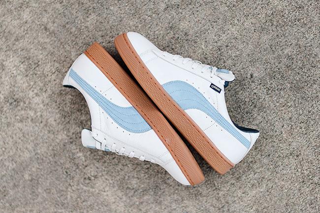 Puma Basket GTX Slate Blue