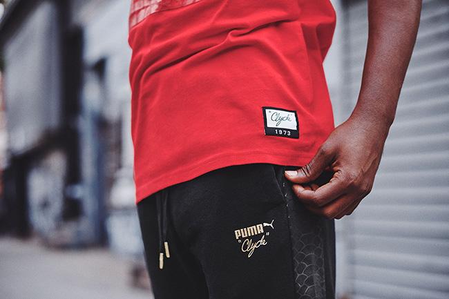Puma Clyde Dressed Pack