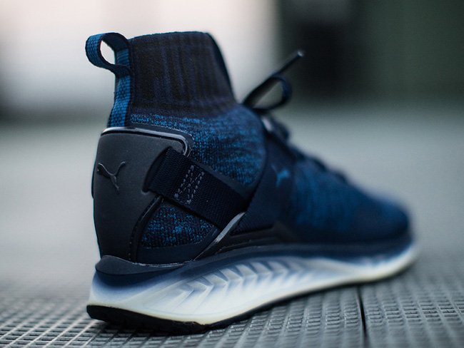 puma ignite navy blue