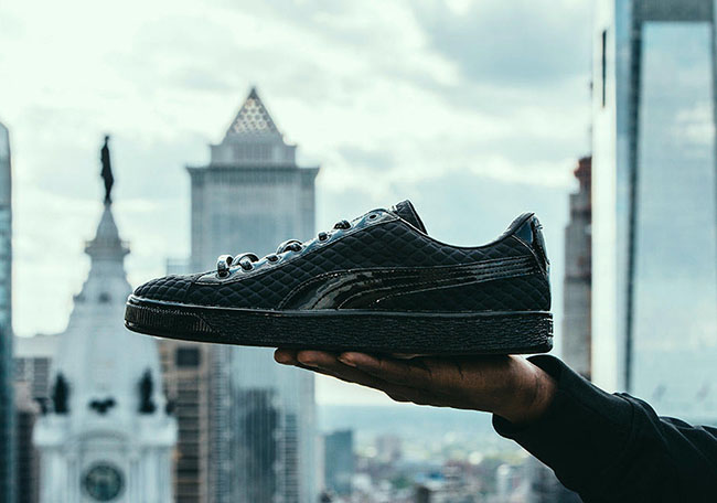 Puma x Meek Mill Dream Chasers Collection Black