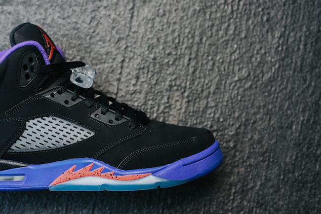 Raptors Jordan 5 Retro GS