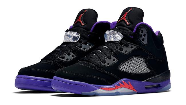 Raptors Jordan 5 Retro