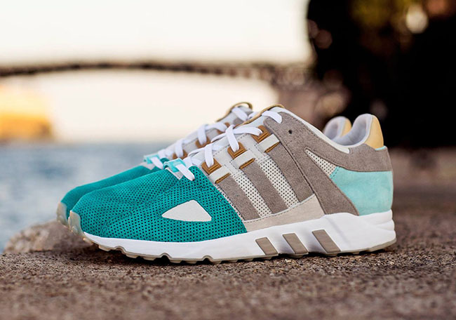 newest 0f091 92b23 Sneakers76 x adidas EQT Guidance 93 Italy