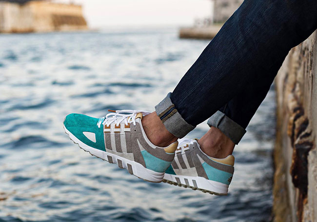 Sneakers76 x adidas EQT Guidance 93 Italy  86a6470d5