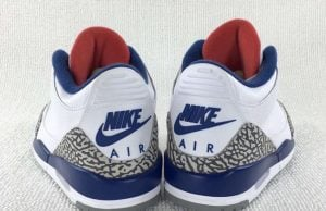 True Blue Air Jordan 3 OG