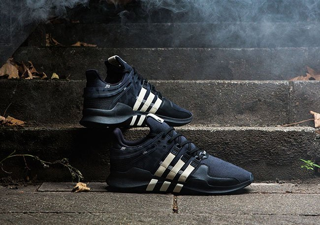 Undefeated x adidas EQT Support ADV