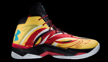 Under Armour Curry 2.5 Sun Wukong