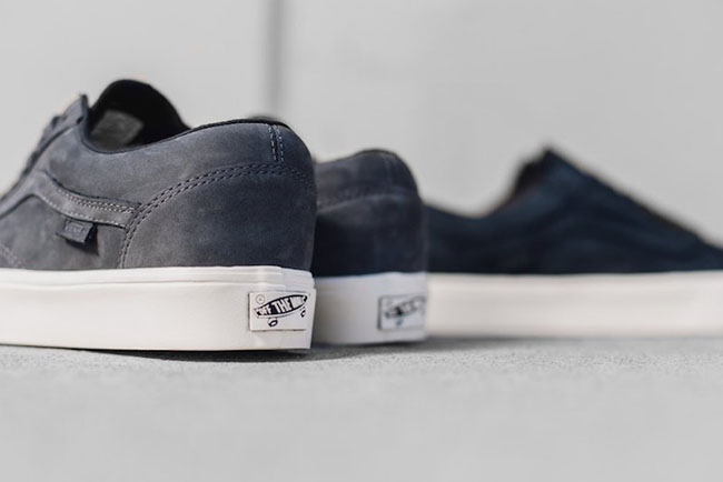 8f349f4a5e Vans Vault Nubuck Old Skool Lite LX Collection delicate - www ...