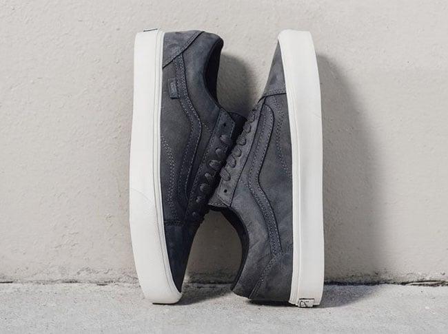 Vans Vault Nubuck Old Skool Lite LX Collection | SneakerFiles
