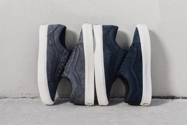 0fcd0fe917 Vans Vault Nubuck Old Skool Lite LX Collection
