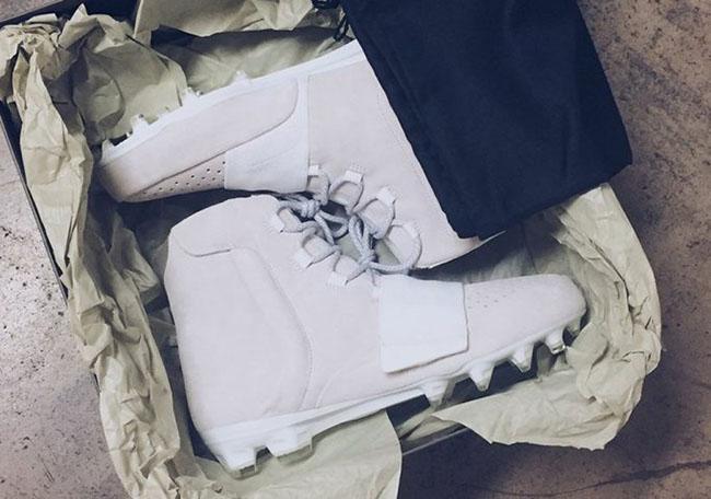 Von Miller adidas Yeezy 750 Cleats