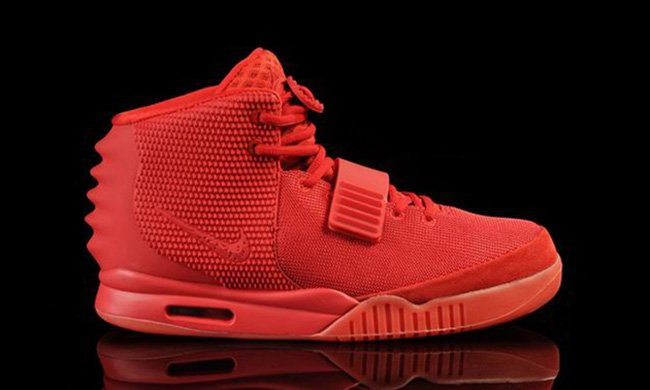 e5b23cd5e321 Walmart Red October Nike Yeezy 2