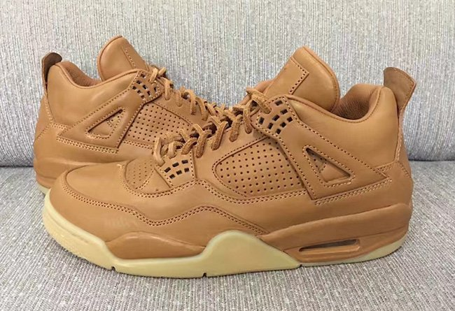 b86bbba0b48b Air Jordan 4 Wheat Release Date