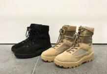 Yeezy Season 4 Boots