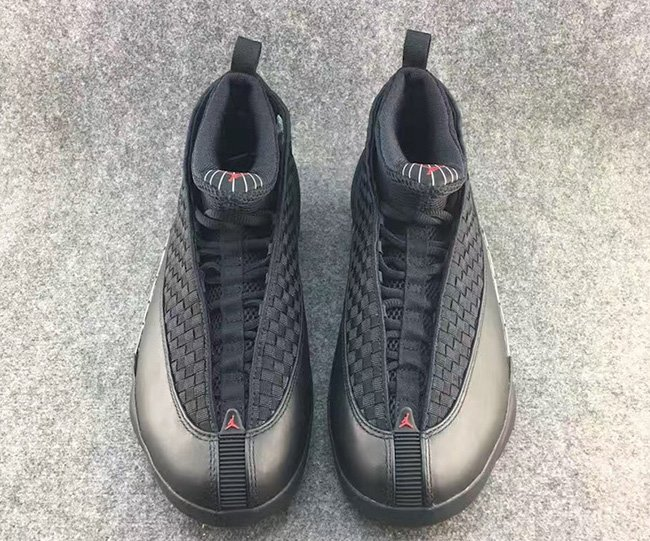 2017 Air Jordan 15 Retro Stealth