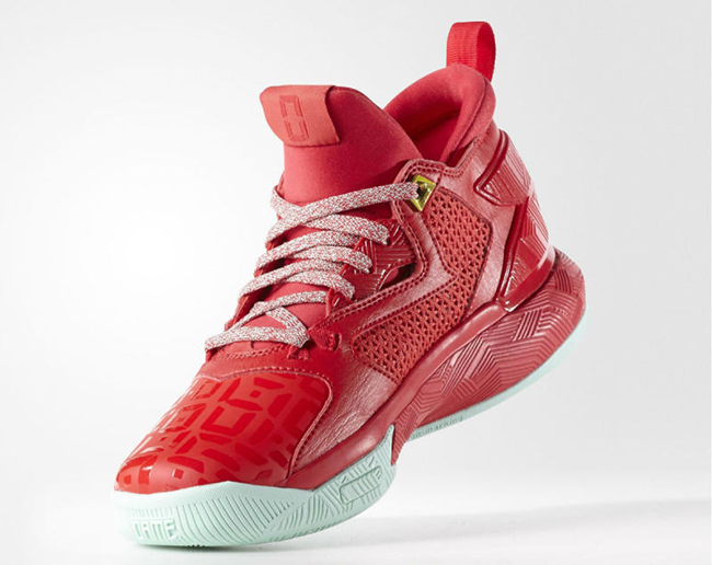 adidas D Lillard 2 Dame Time Release Date