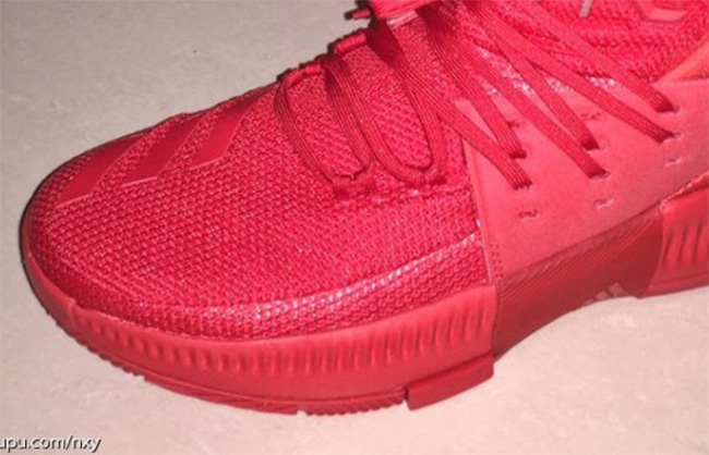 adidas D Lillard 3 in All Red free shipping - s132716079.onlinehome.us d05ce48a83