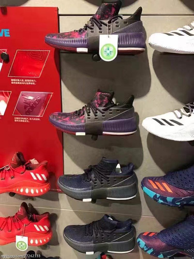 c4e8850e3bc1 adidas D Lillard 3 Colorways Release Dates
