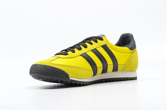 adidas dragon giallo