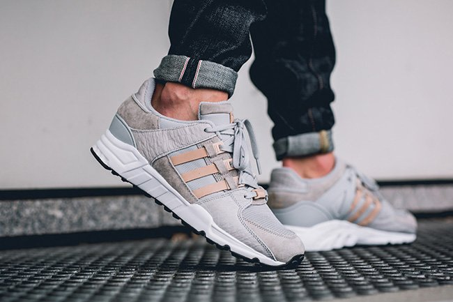 adidas EQT Running Support 93 Croc Pack Clear Onix