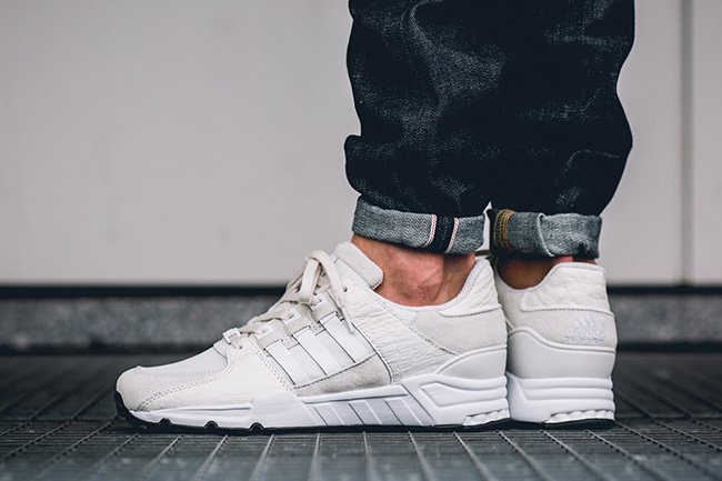 adidas EQT Running Support 93 Croc Pack Clear White