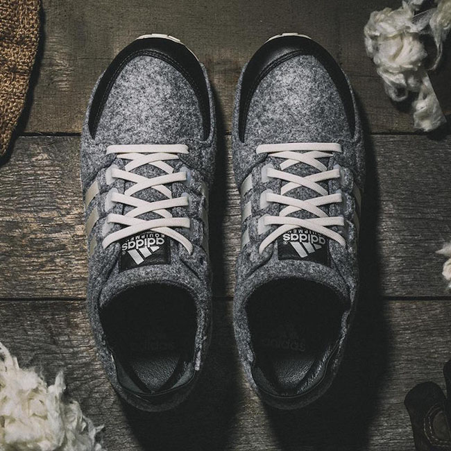 adidas EQT Support 93 Winter Wool
