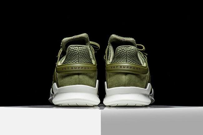adidas eqt support adv army green