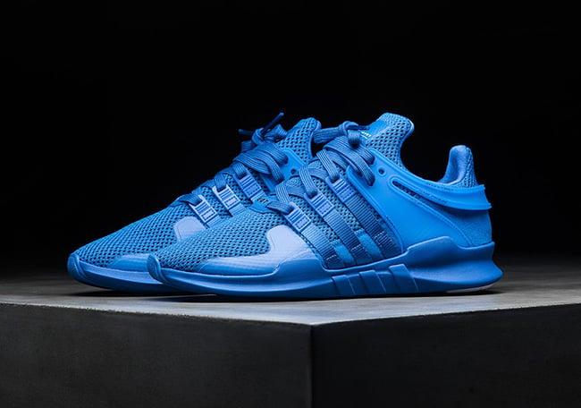 sports shoes 8d2b5 0e0ab adidas EQT Support ADV Royal Blue | SneakerFiles