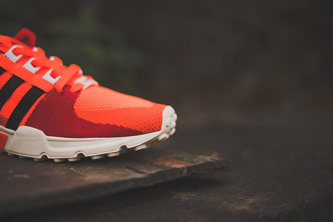 adidas EQT Support Primeknit Solar Red