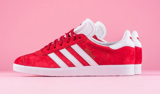 adidas Gazelle Power Red