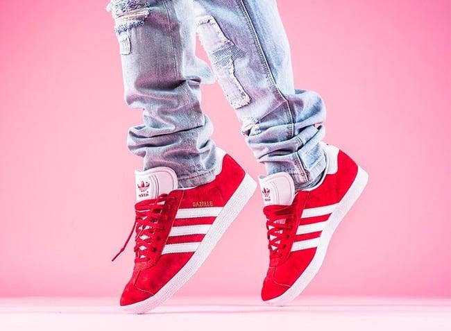 oasis abdomen Mimar  adidas Gazelle 'Power Red' | Sneakers Cartel