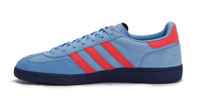 new products 76869 62817 adidas gt manchester spzl light blue bright red