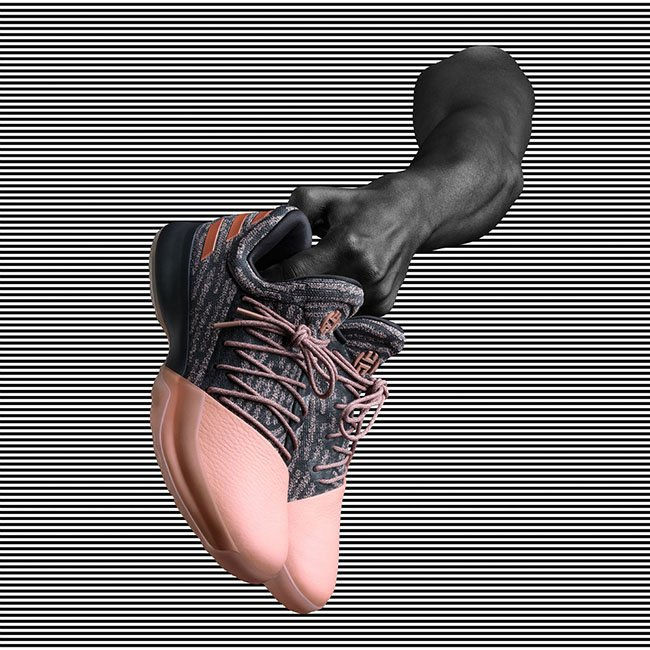 adidas Harden Vol 1 Gila Monster
