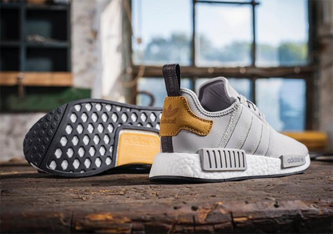adidas NMD R1 Master Craft Foot Locker Exclusive