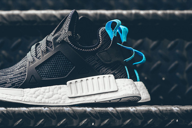 7a549987dfbc0 adidas NMD XR1 Core Black and Sky Blue outlet - cplondon.org.uk