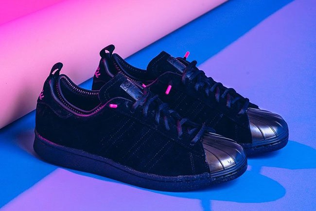 premium selection edf81 e0327 adidas Originals Eddie Huang Collection Superstar Adilette