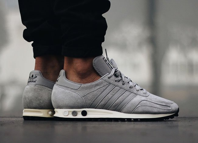 4037646c461 adidas Originals LA Trainer OG Grey