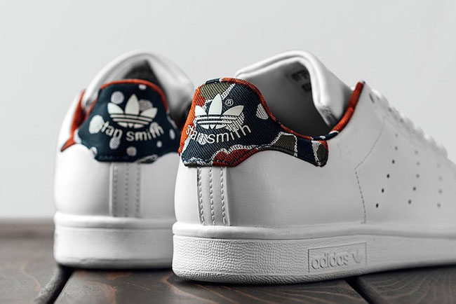 Stan Smith Floral