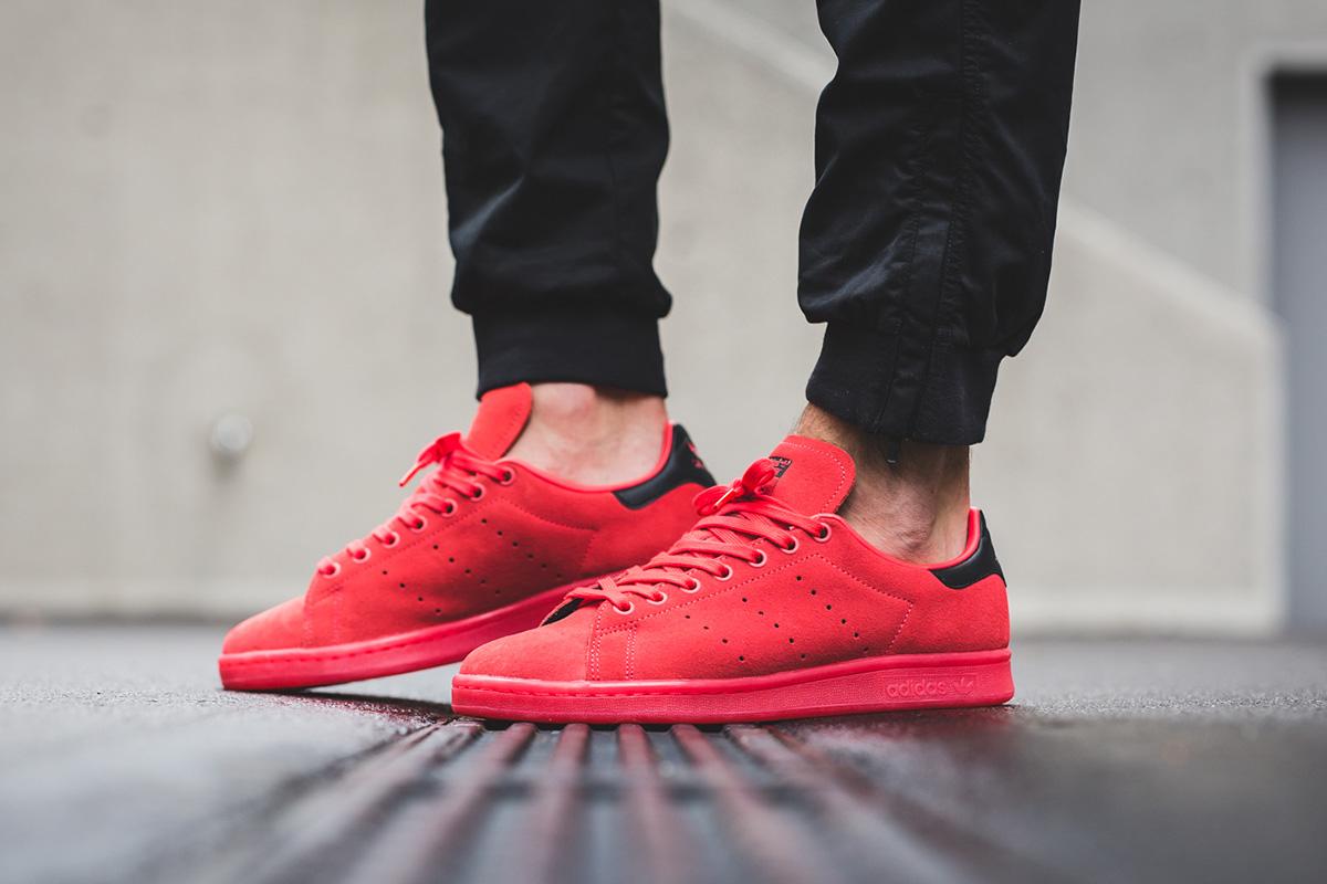 c6080b36c5f Adidas Stan Smith Primeknit Red herbusinessuk.co.uk