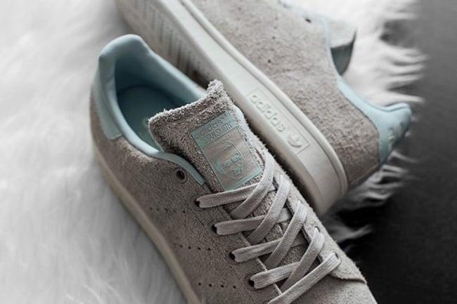 resultado por ejemplo aritmética  adidas Stan Smith Vapor Green | SneakerFiles