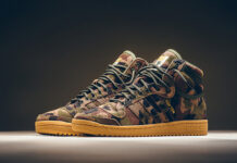 adidas Top Ten Hi Camo Gum