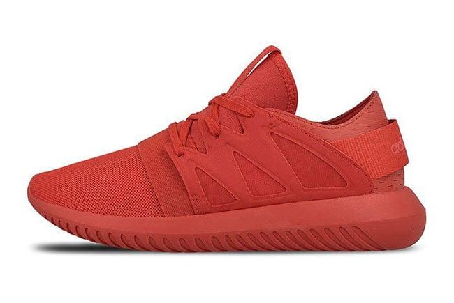 Para Mujer Rojos Adidas Tubular Radiales V0Ykhid9X