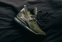 adidas Tubular X Primeknit Night Cargo
