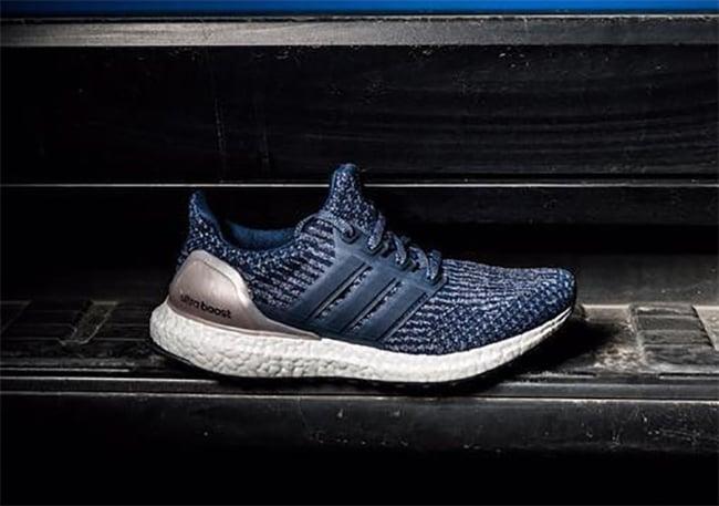adidas Ultra Boost 3.0 Blue Silver