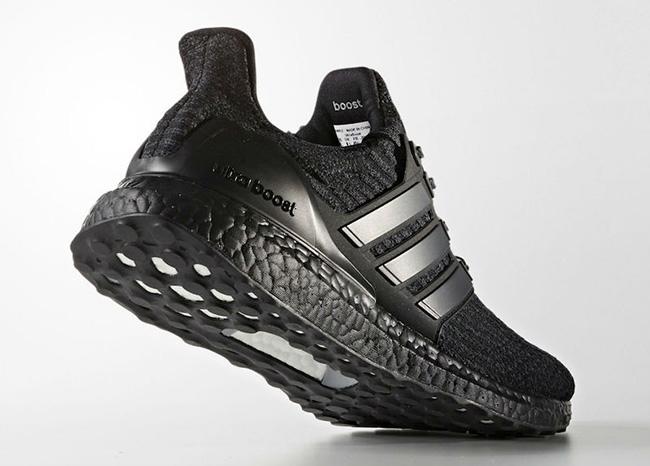 adidas Ultra Boost 3.0 Triple Black