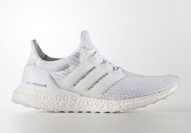 Adidas Ultra Boost Triple White 2017