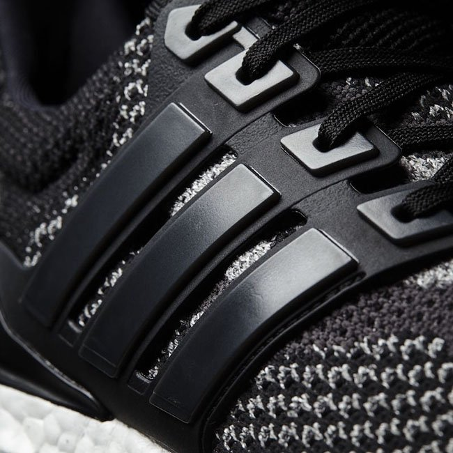 the best attitude 5520f 1886e adidas Ultra Boost Black Reflective