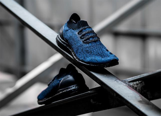 adidas Ultra Boost Uncaged Black Blue