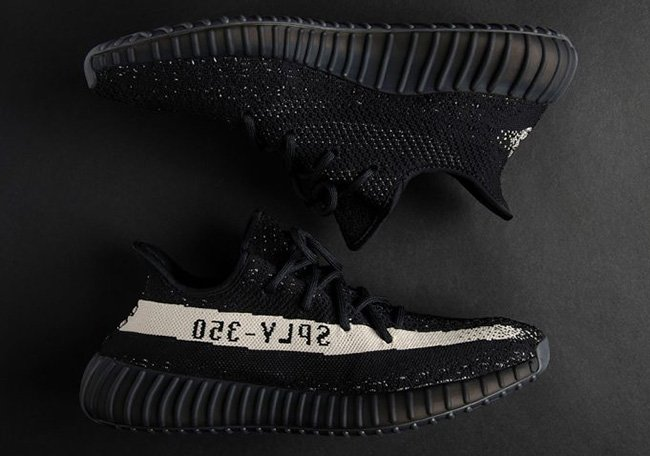 b18c987485b85 adidas Yeezy Boost 350 V2 Black White December